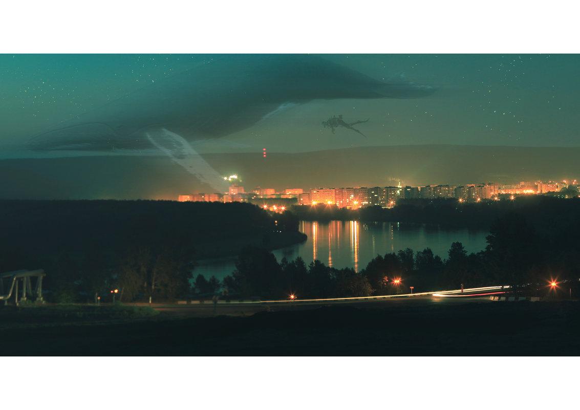 городской кит - Анастасия
