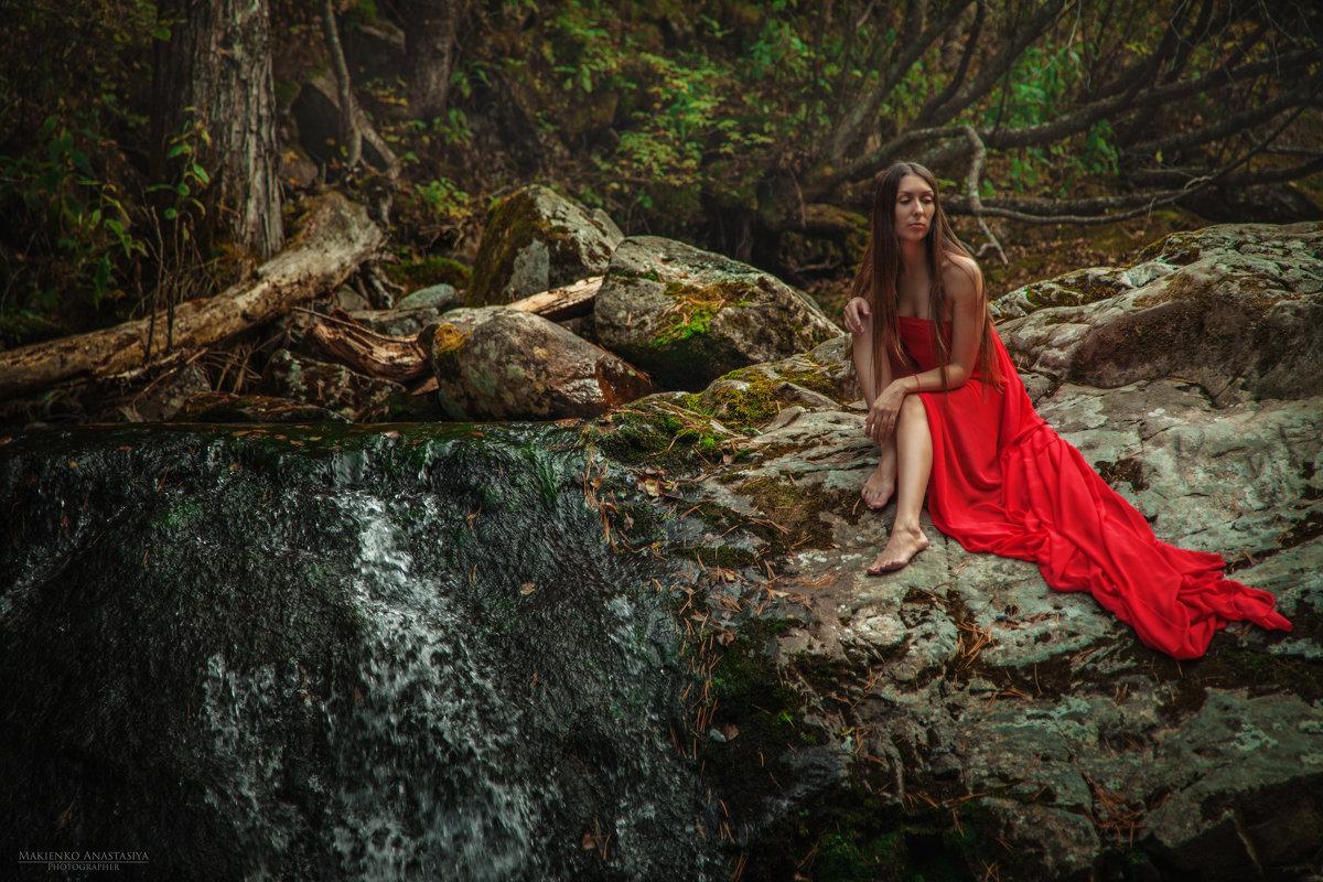нимфа - Анастасия Макиенко