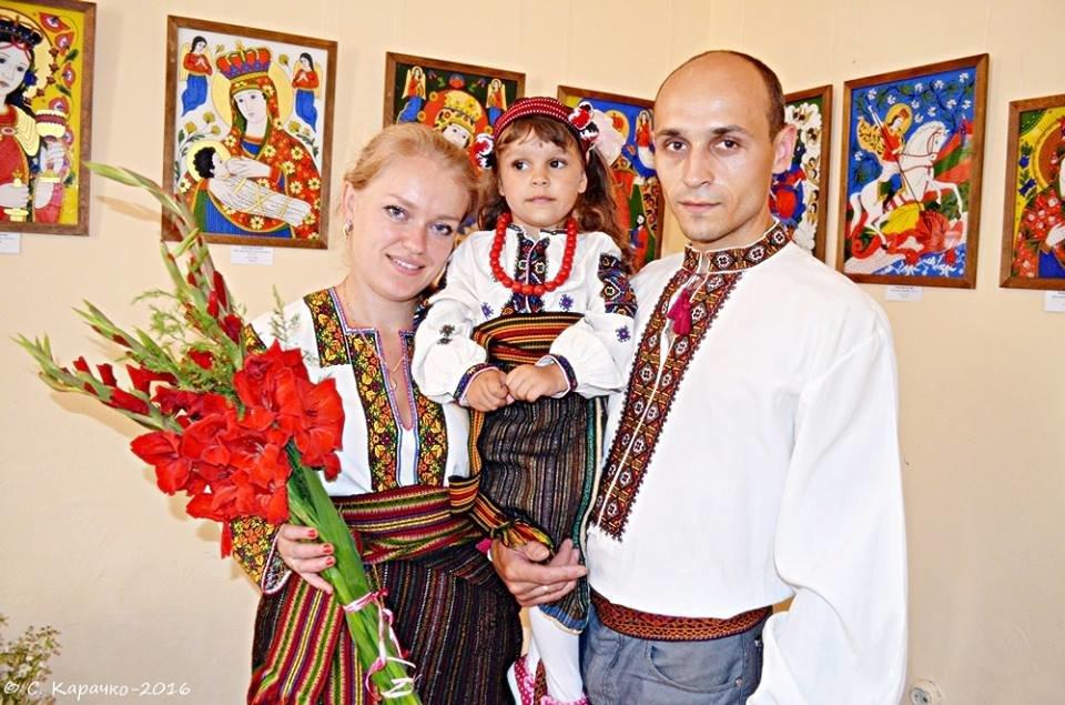 Родина - митців - Беженар - Степан Карачко