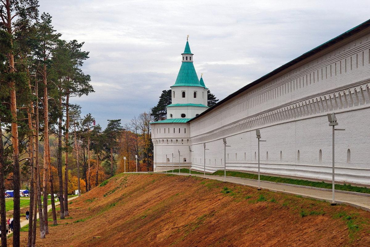 Ново-Иерусалимский монастырь - Юрий Шувалов