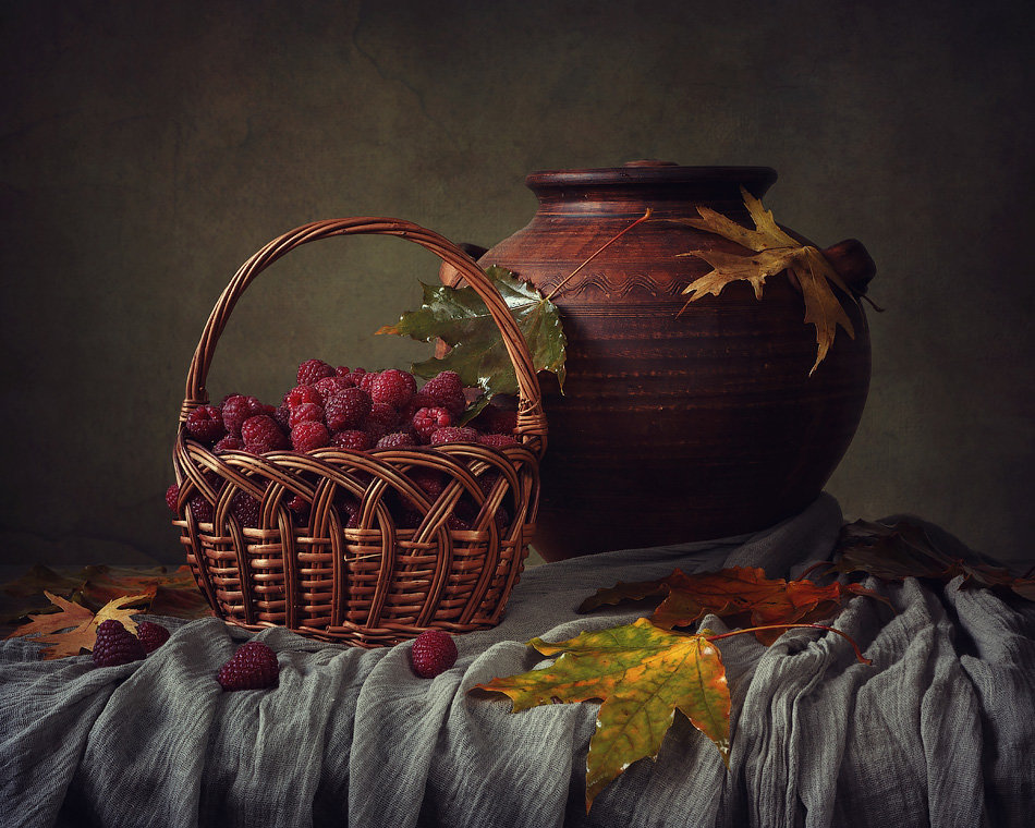 Осенняя малина - Ирина Приходько