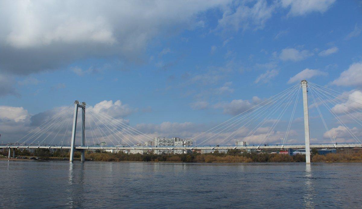 Виноградовский мост - Андрей