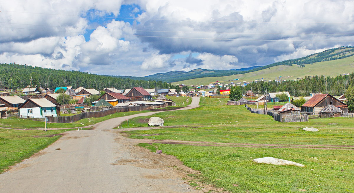 Село Балыктыюль - val-isaew2010 Валерий Исаев