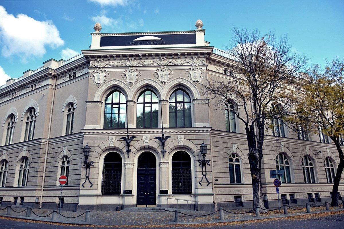 Рига Банк Латвии - Swetlana V