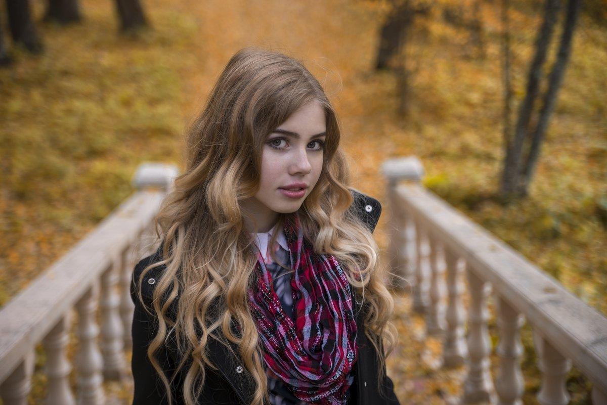 Портрет Ксюши - Женя Рыжов