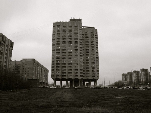 Дом на ножках - Питер - Lyolikbox Трофимов