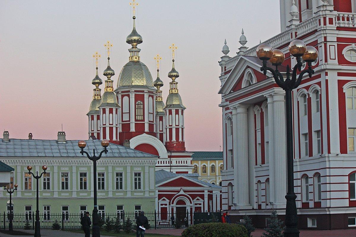 Храмы  Тамбова - Виталий Селиванов