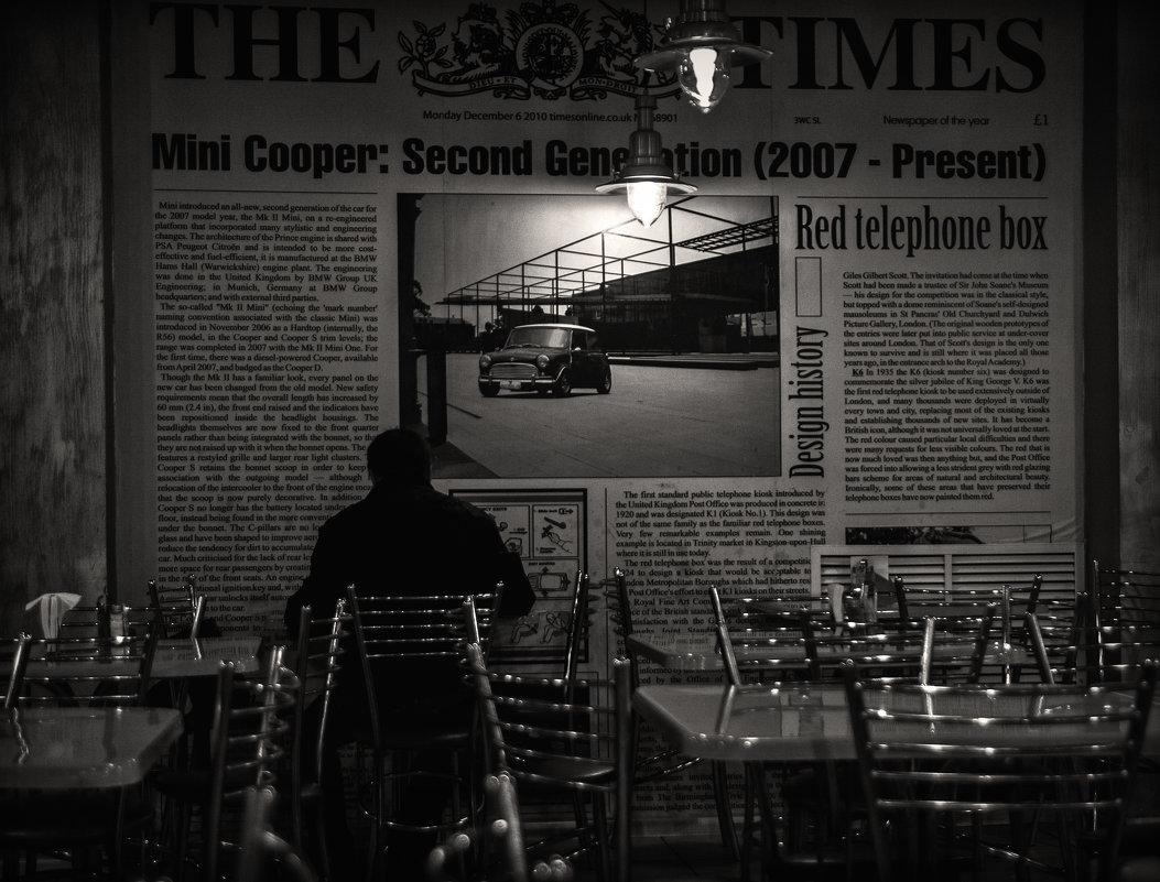 The Times - Владимир Голиков
