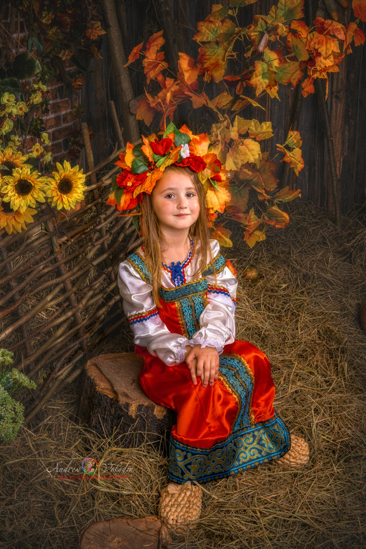 Краски осени - Андрей Володин