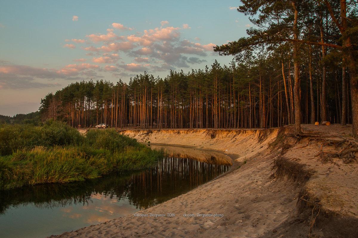 Река Усманка - Roman Dergunov