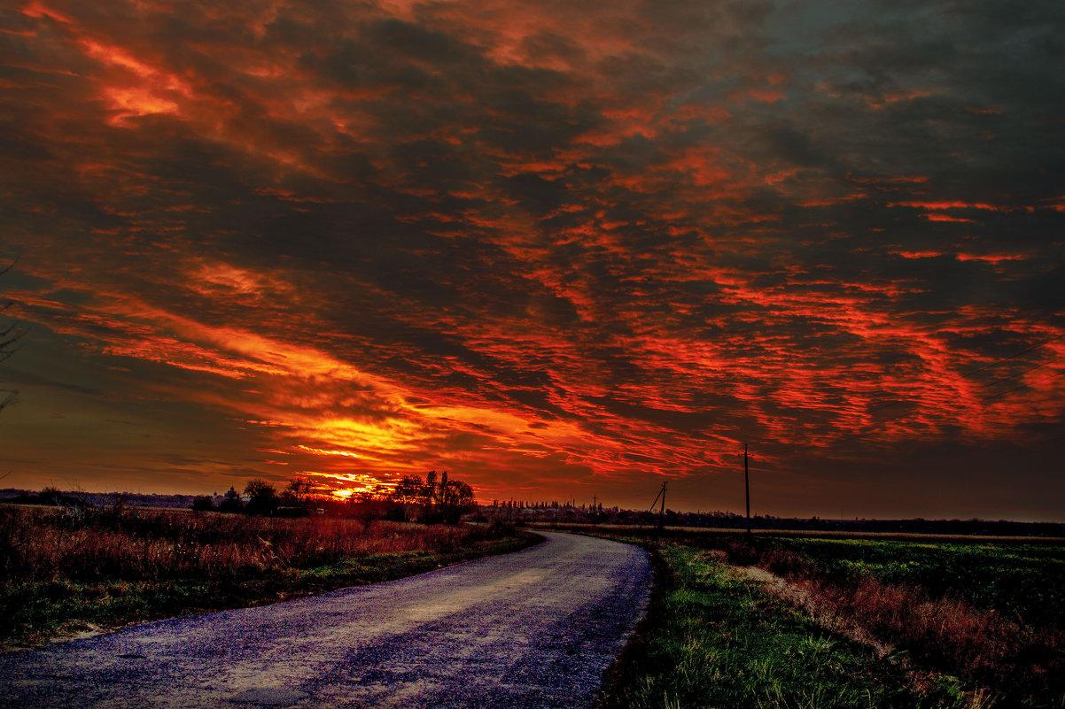 Рассвет перед бурей - Владимир Григор