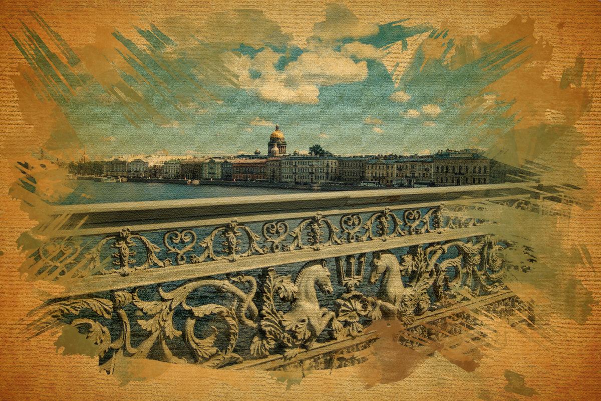 Питерская акварель - Владимир