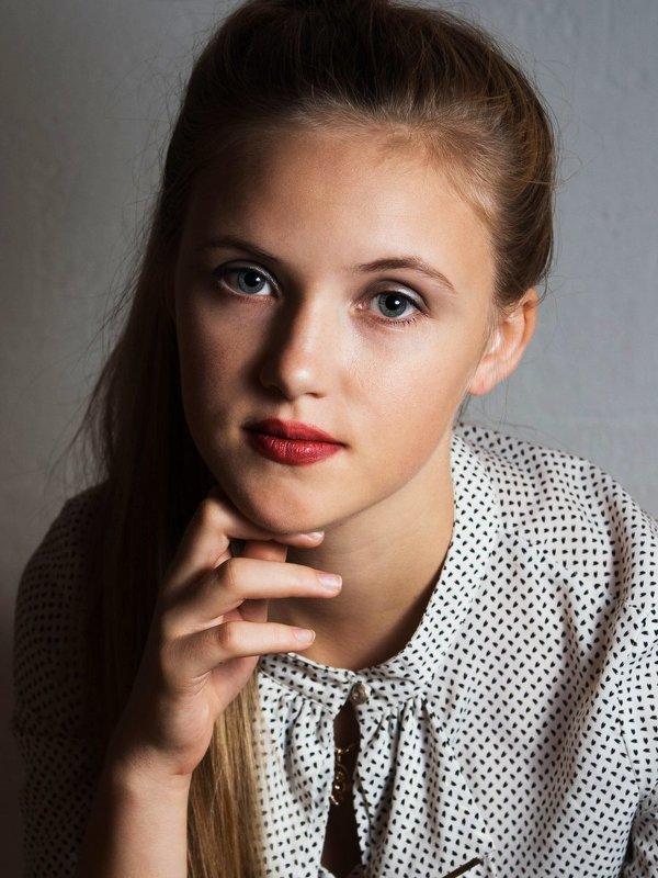 Алинка. - Olga Kramoreva