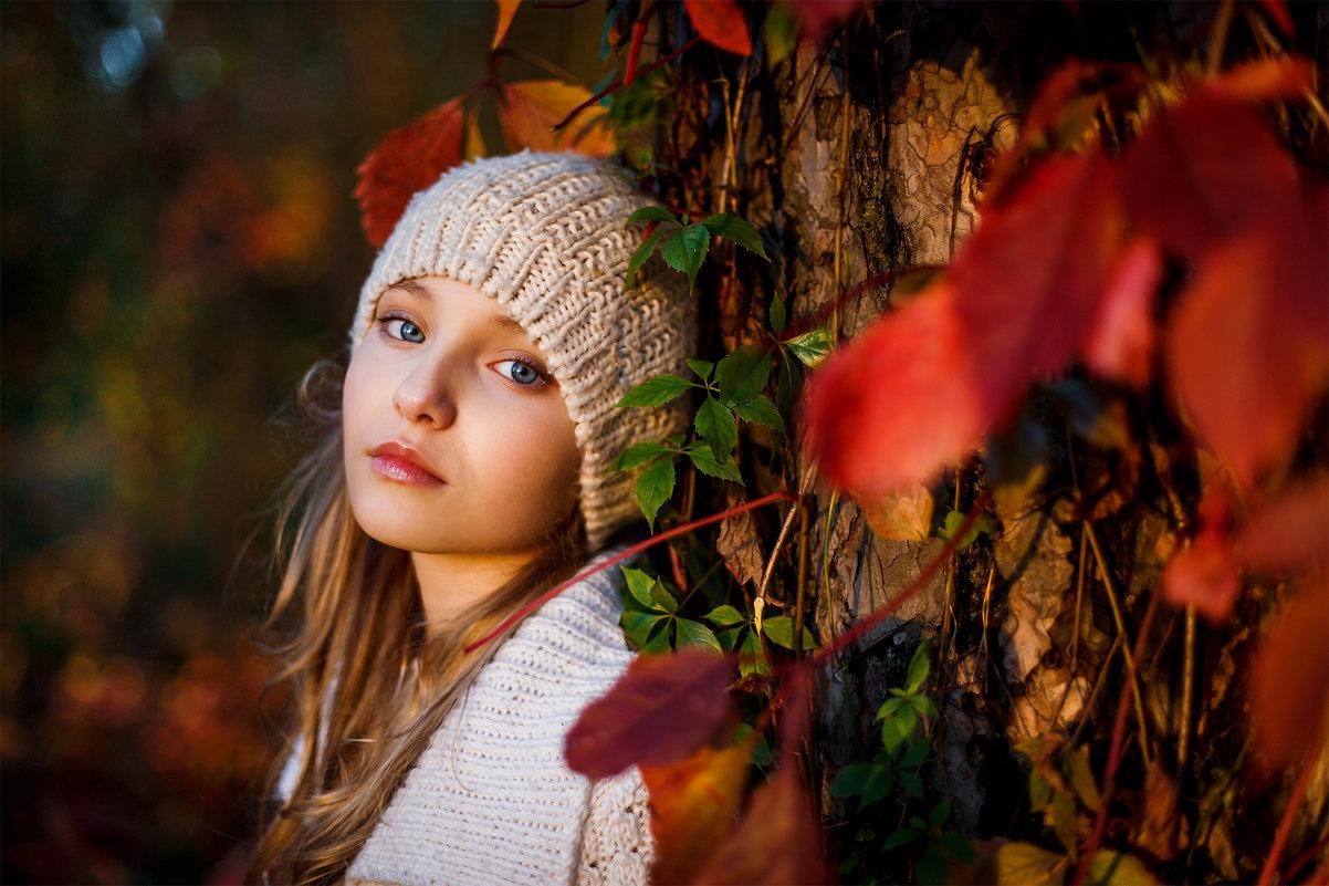Осенняя грусть - Надежда Городецкая
