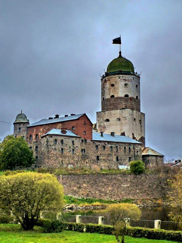 Выборгский замок - Сергей
