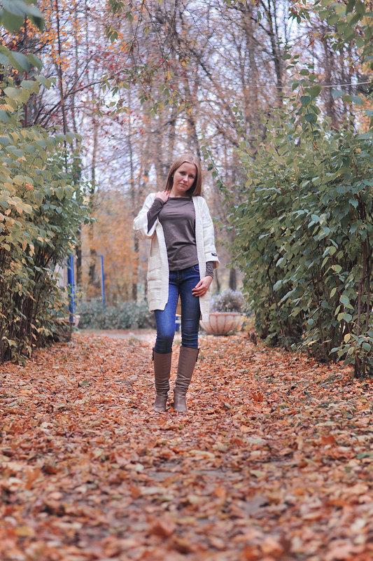 Осень - Алёна Тарханова