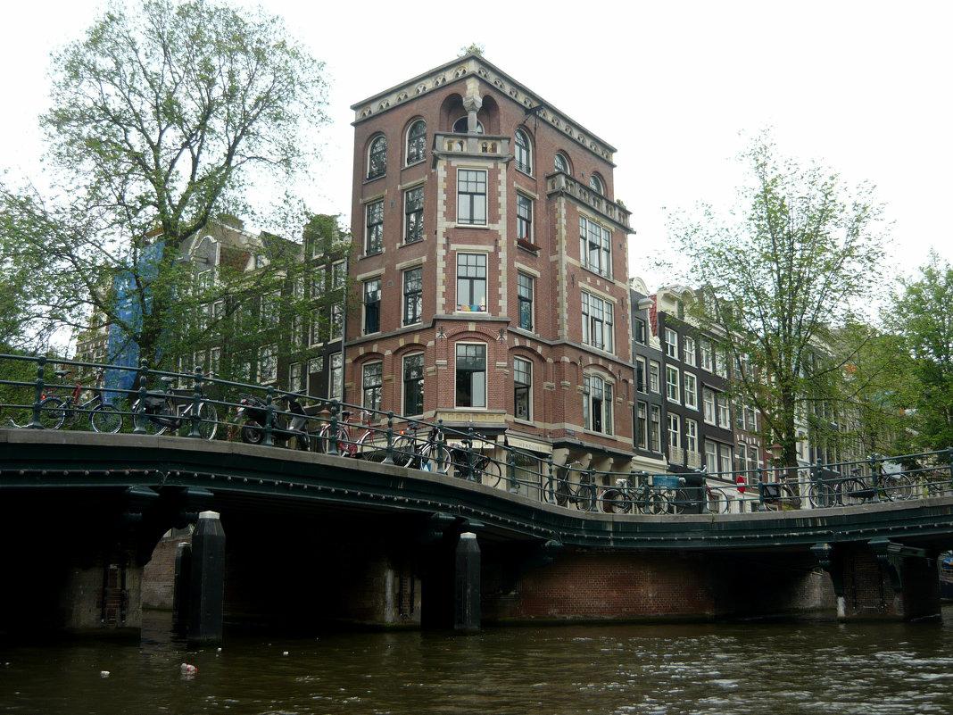 Амстердам. - Надежда