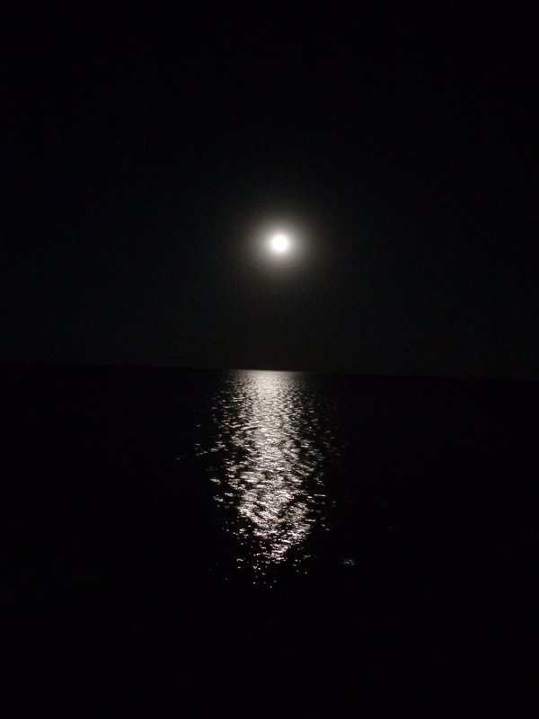 И в кого-то влюблена луна...(из песни) - Алекс Аро Аро