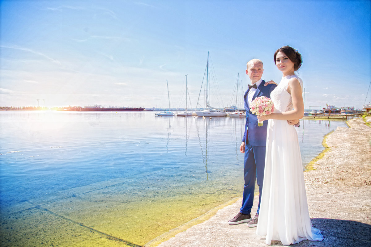 Жених и невеста - Александра Капылова