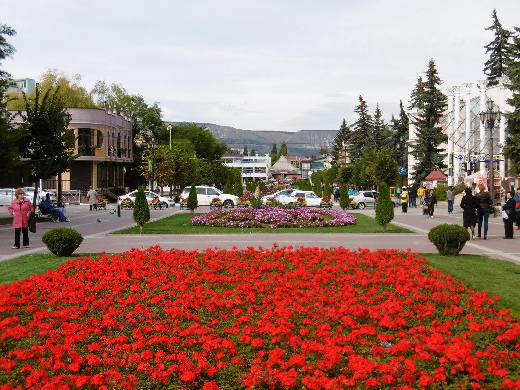 Кисловодск. Курортный Бульвар - татьяна