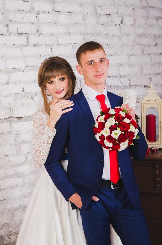 Татьяна и Сергей 07.10.2016 - Олеся Лазарева