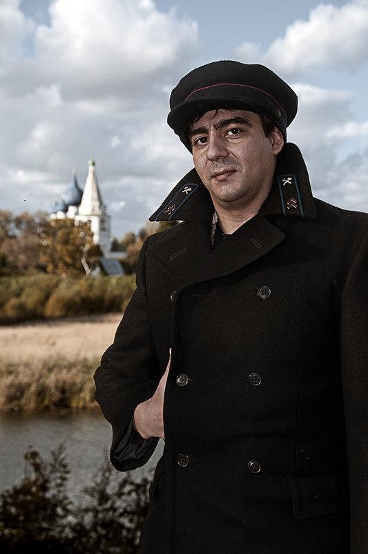 Прохожий - Борис Соломатин