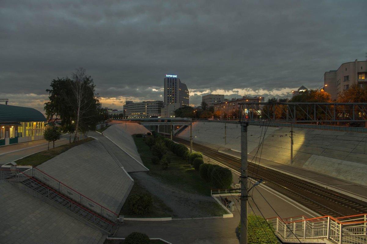 Вечер в городе - cfysx