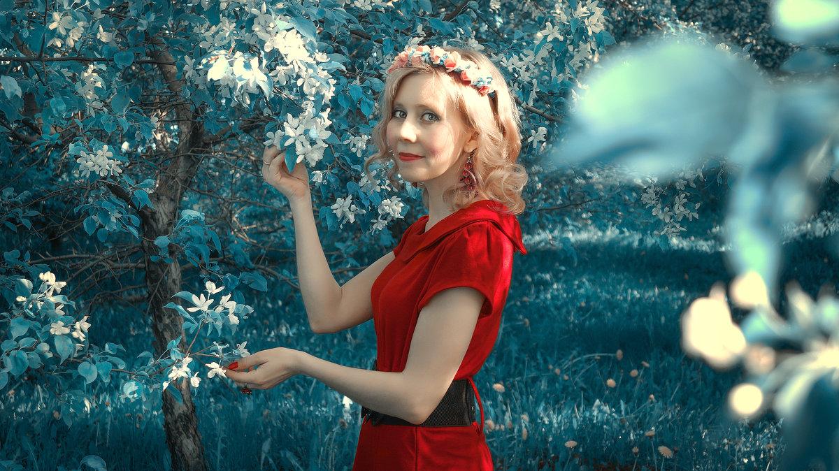 Весна... - Olga Rosenberg
