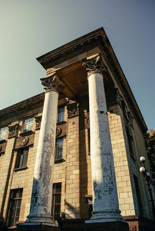 колонны - Алина Гриб