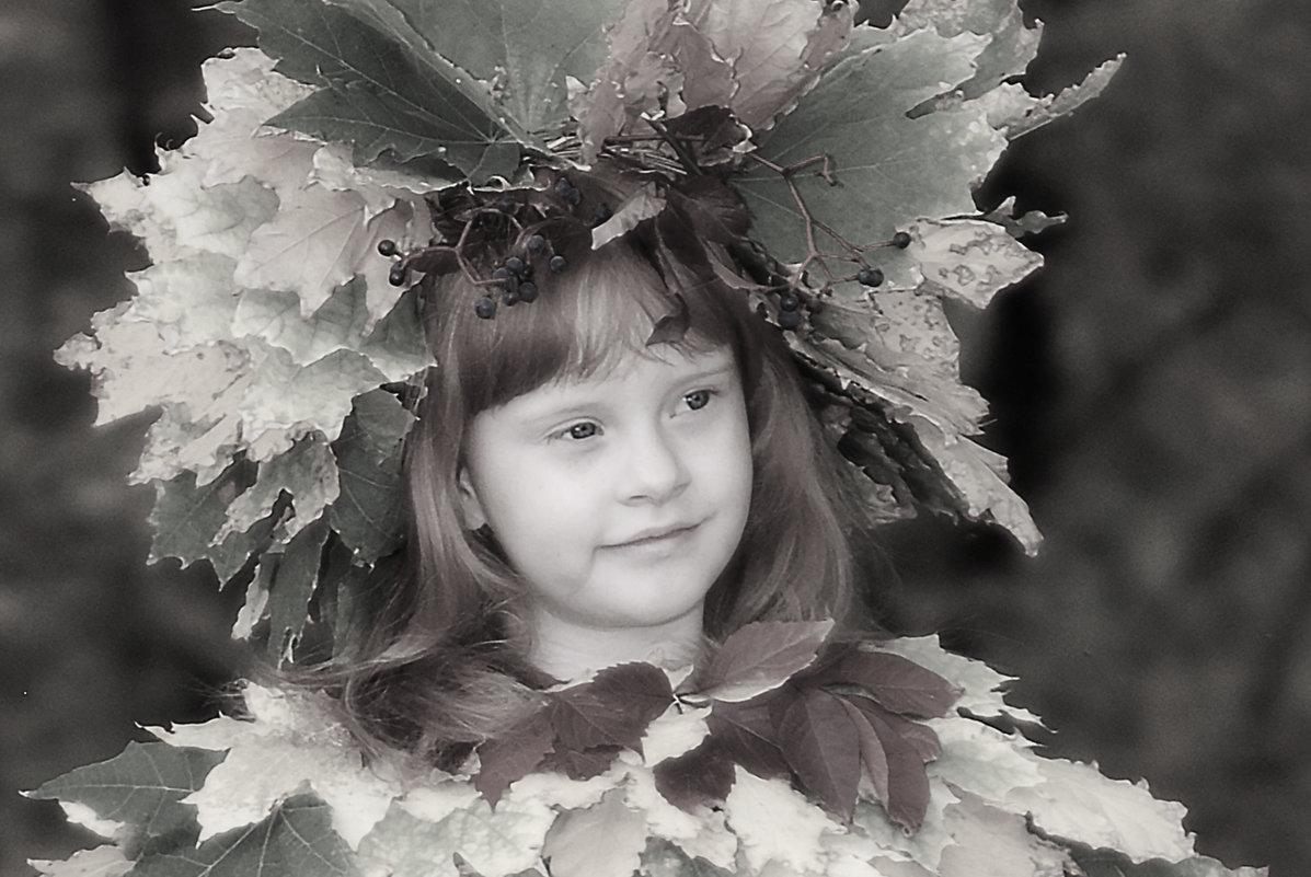 осень без красок - Оксана Джафарова