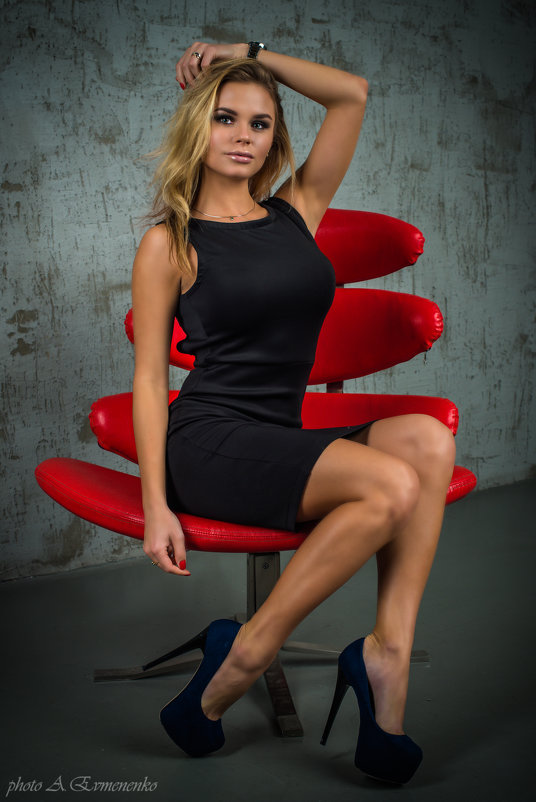 Ирина - Александр Евмененко