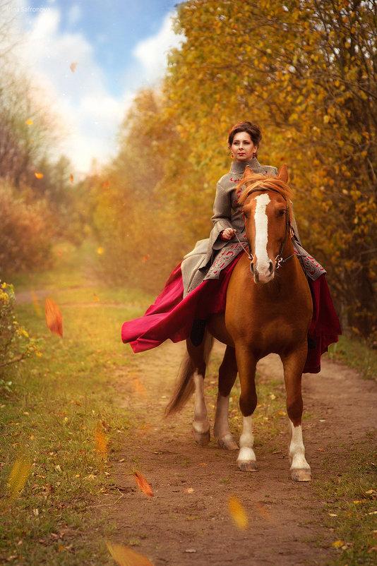 Autumn - Irina Safronova