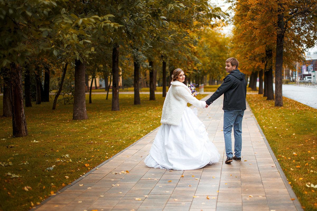 Осенняя пара - Анна Меркулова