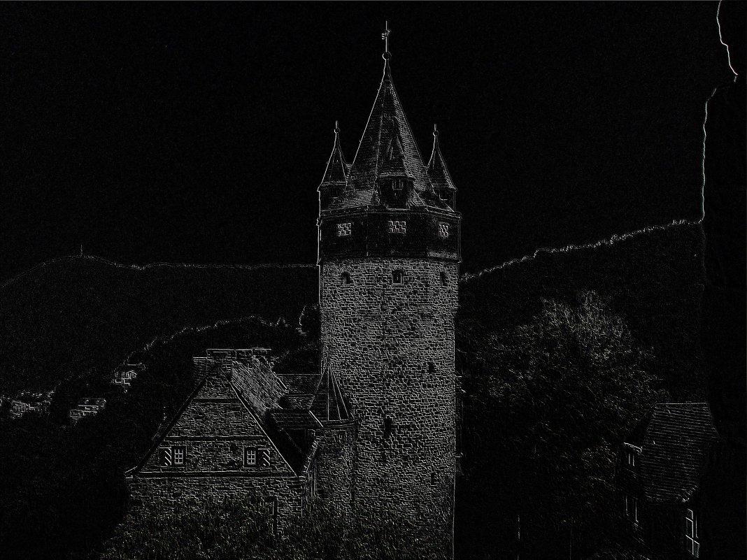 замок Альтена - Александр Корчемный
