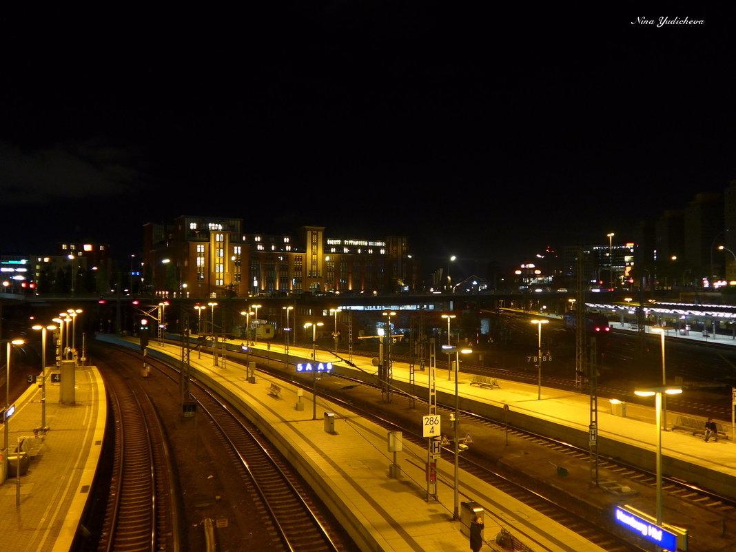 Ночной Гамбург - Nina Yudicheva