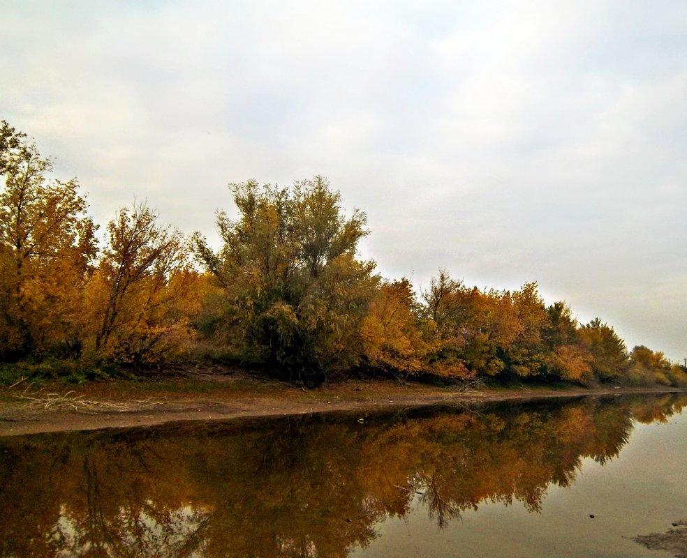 Осенний пейзаж - Татьяна Королёва