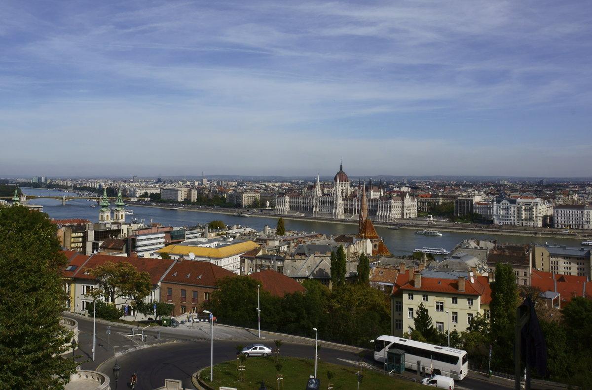 В Будапеште. - Vladimir