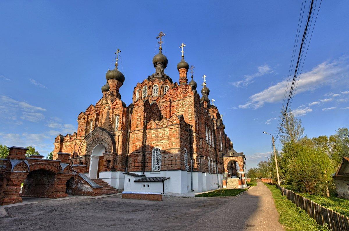 Казанский собор - Константин