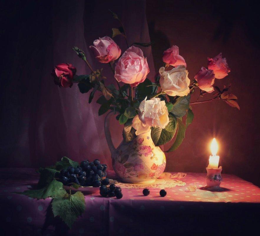 О розовых мечтах.. - Svetlana Sneg