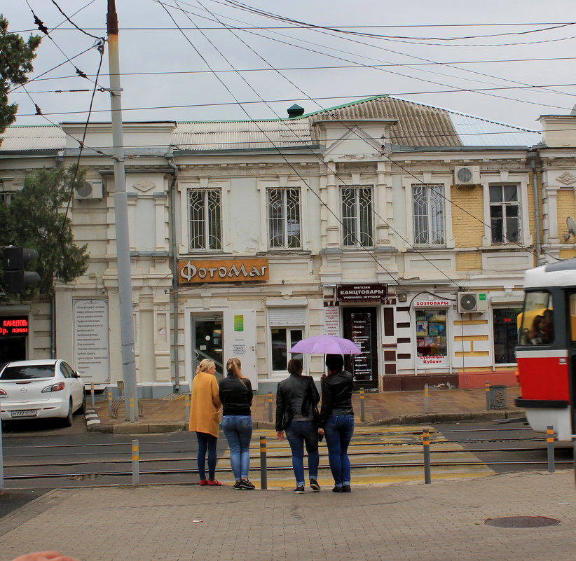 Краснодар. На переходе - Наталья Лунева