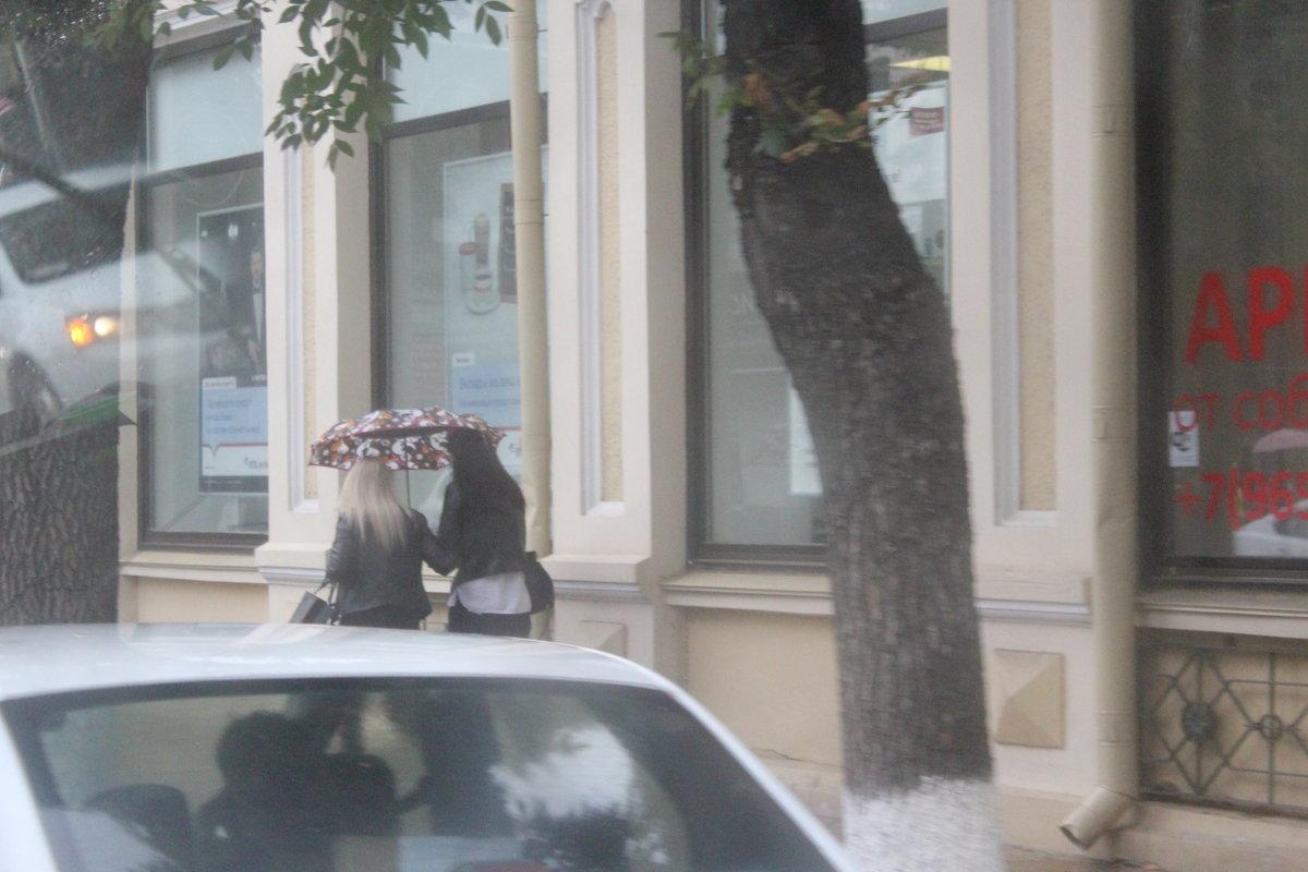 В Краснодаре дождь - Наталья Лунева