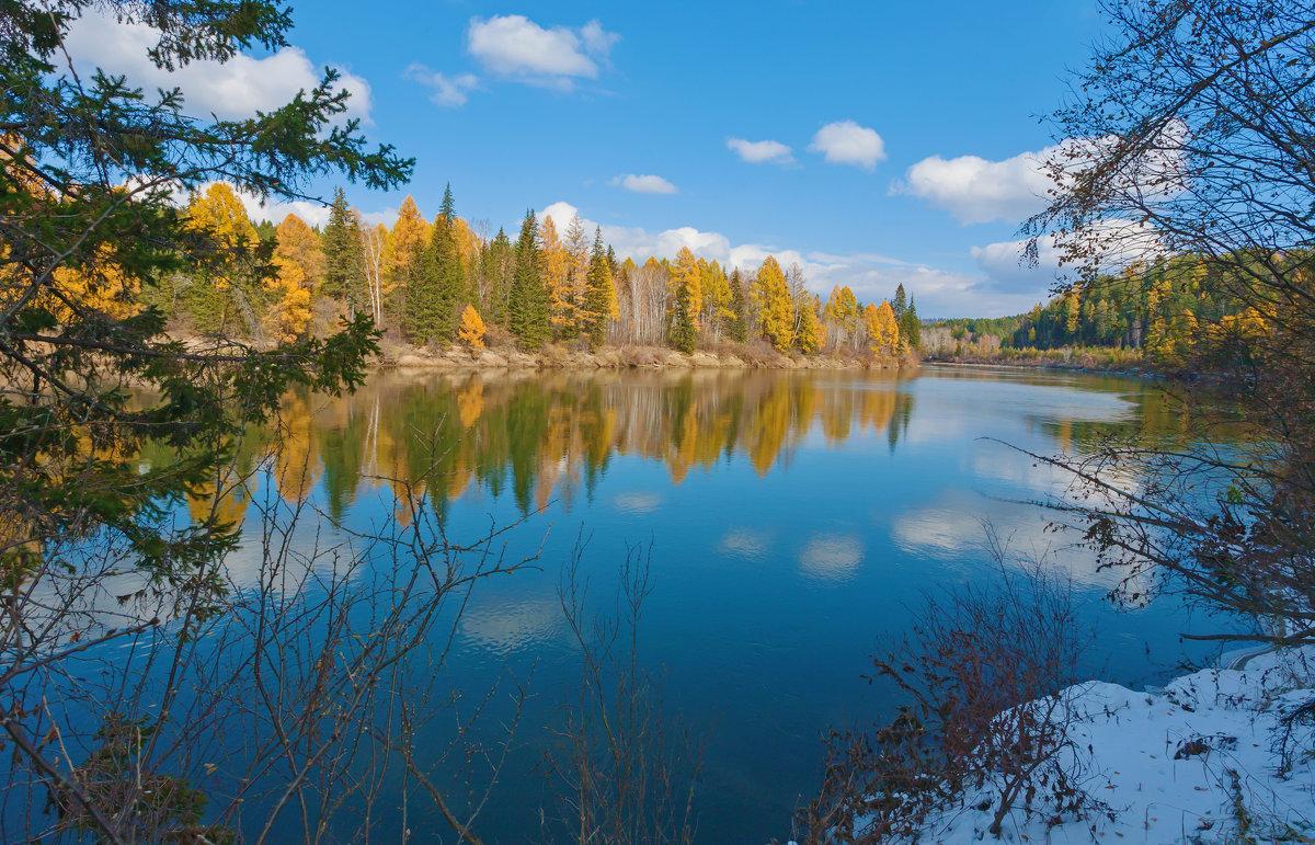 Полноводная река - Анатолий Иргл
