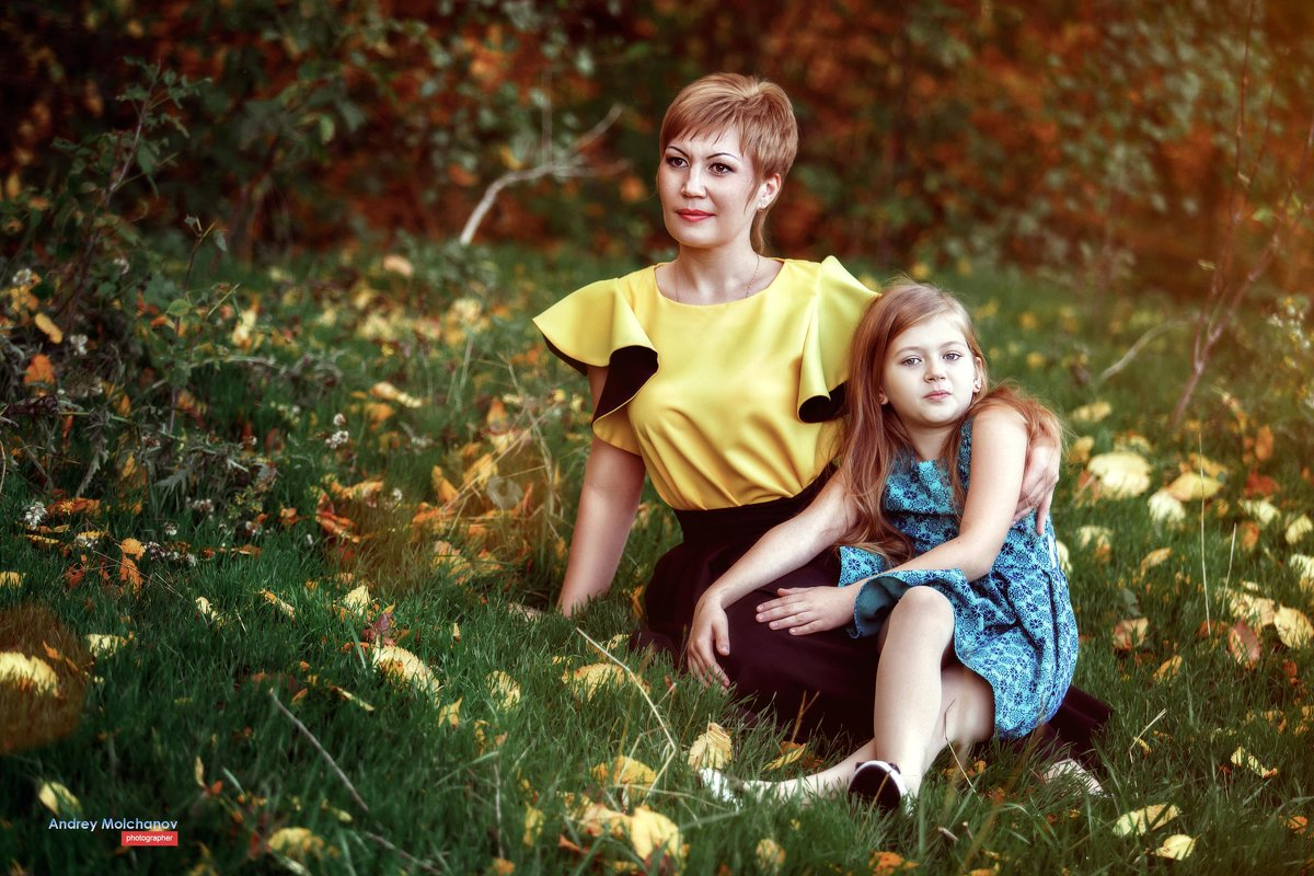 Мама и дочка - Андрей Молчанов