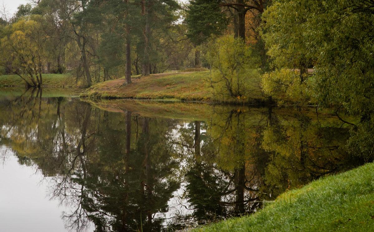 У озера - Vasiliy V. Rechevskiy