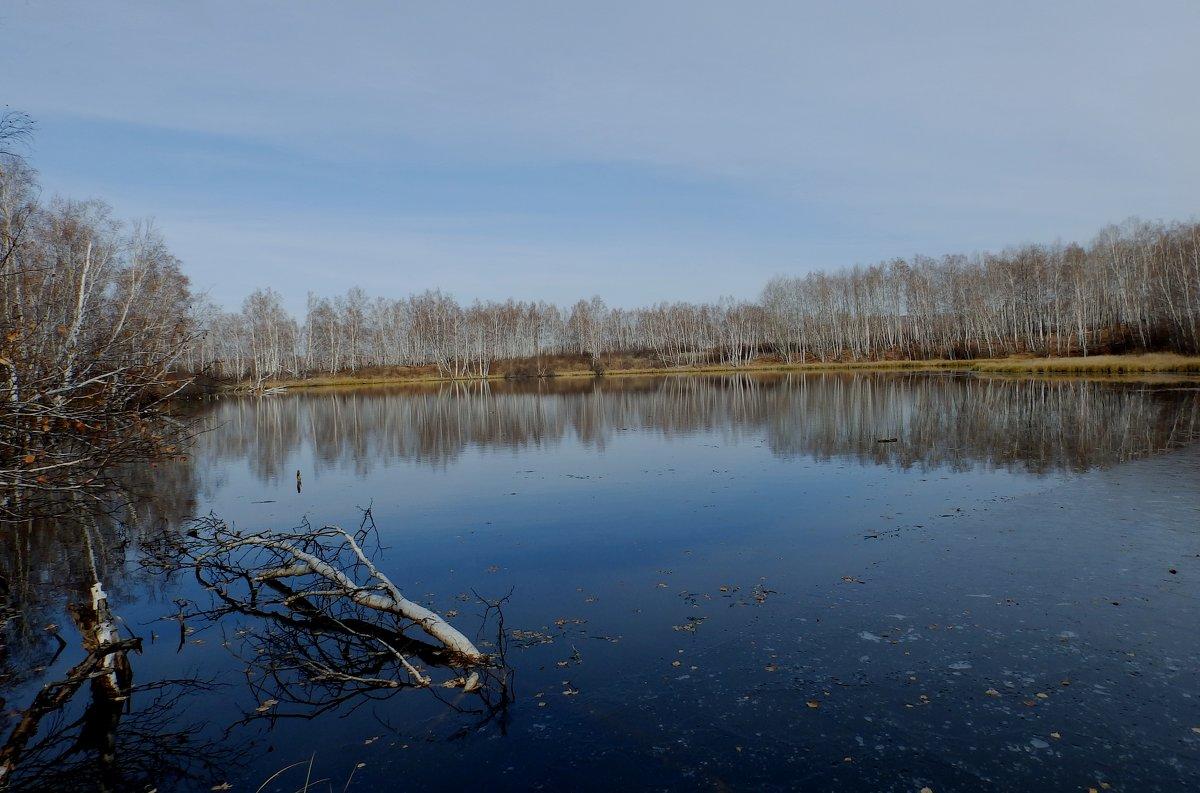 октябрьское озеро - Анна