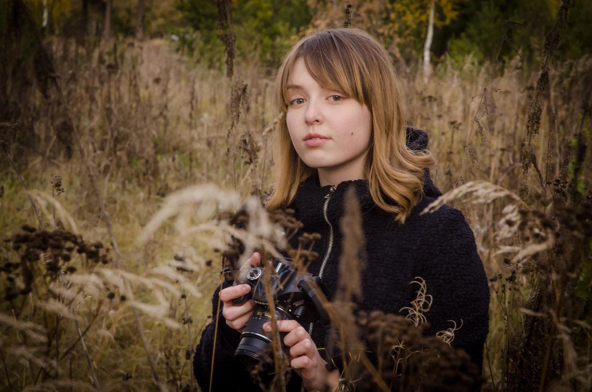 Юный фотограф - Лариса Сливина