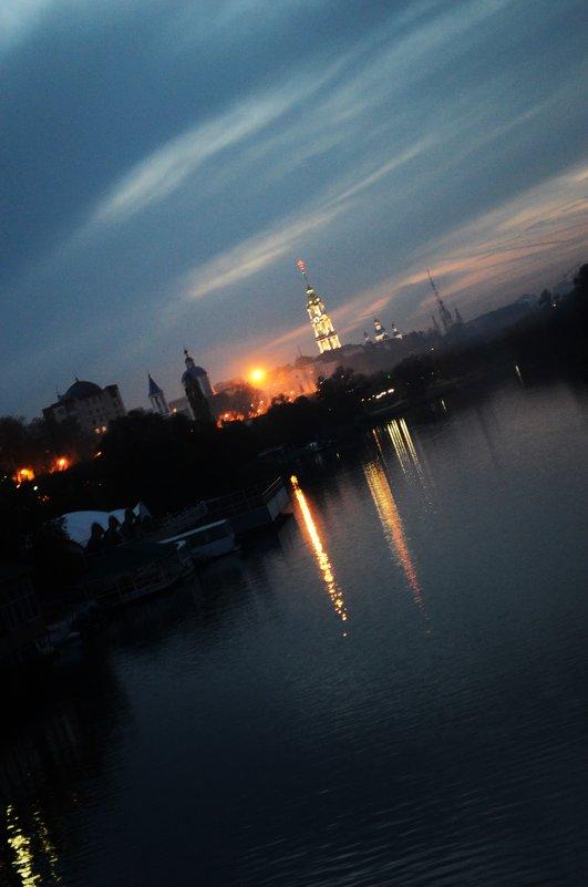 Вечер на набережной - Svetlana Uryupina