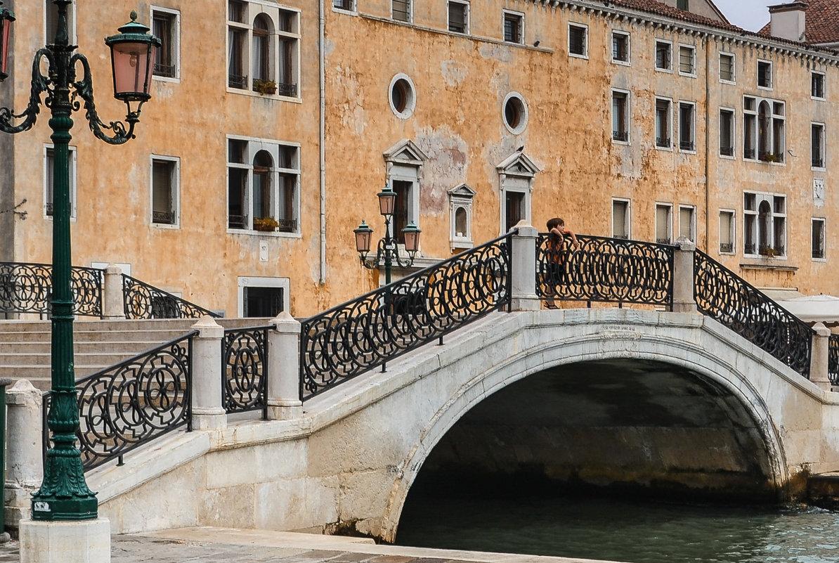 Один на мосту - Ирина Falcone