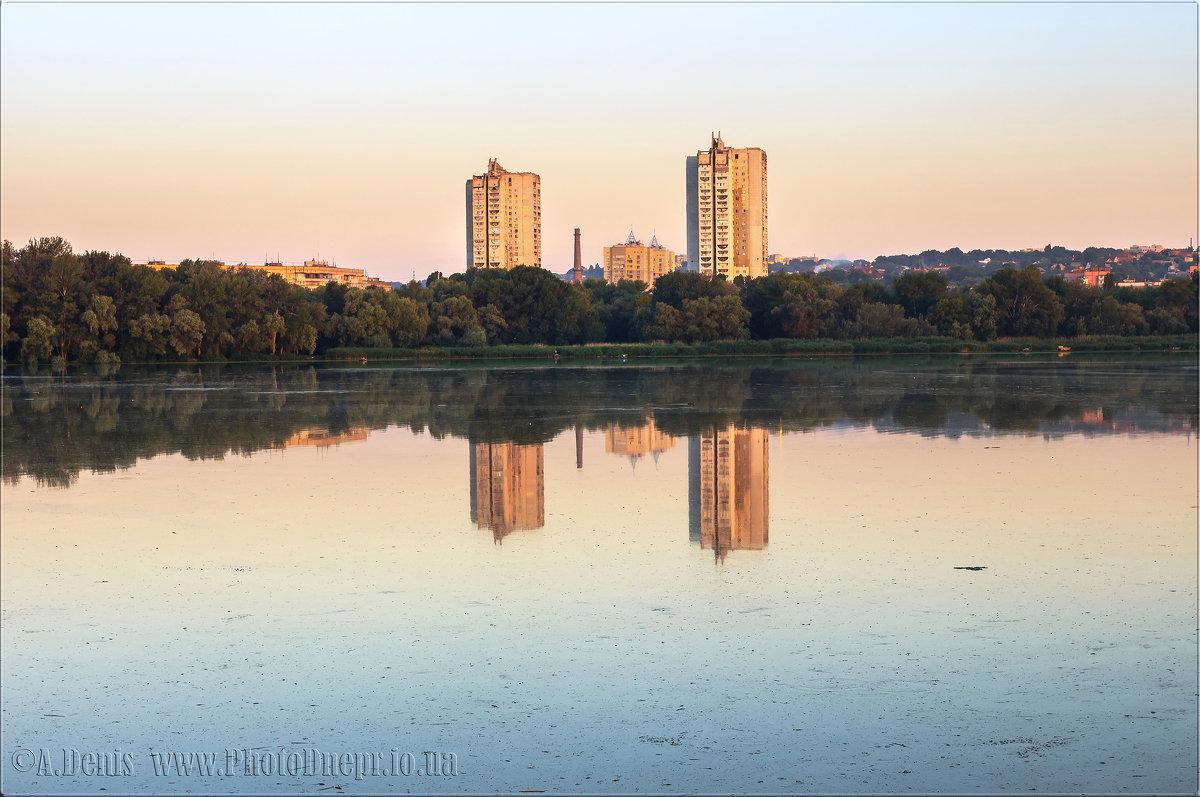 Утренний свет - Denis Aksenov