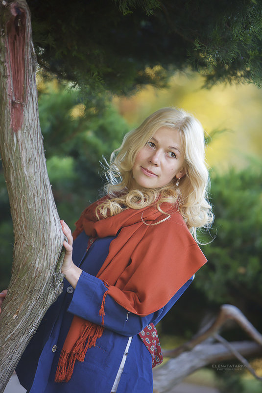 ...художница - Людочка - Elena Tatarko (фотограф)